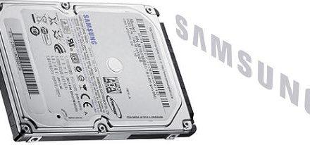 Samsung presenta su nuevo disco duro para portátiles de un terabyte