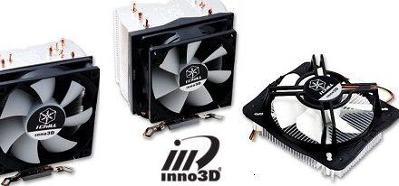 Inno3D tambien entra al mercado de los CPU Coolers