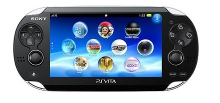 Sony anuncia la Playstation Vita
