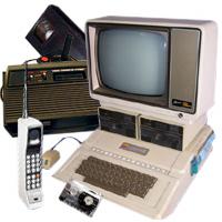 80's - tecnologia