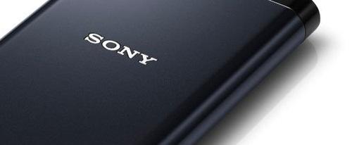 Sony anuncio su disco duro externo HD-PG5