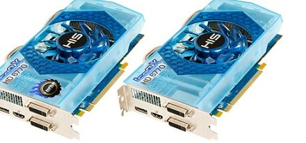 HIS presentó sus Radeon's HD 6770 IceQ X Turbo & IceQ X