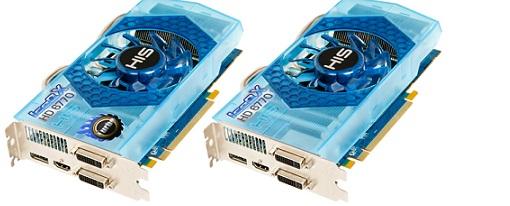 HIS presentó sus Radeon's HD 6770 IceQ X Turbo & IceQ X