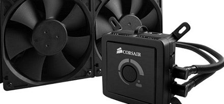 Corsair anuncia oficialmente sus CPU Cooler's Hydro H80 y H100