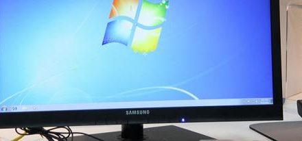 Samsung presenta su monitor SyncMaster NC220 con apoyo a la tecnología UPOE