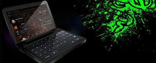 El Razer Switchblade usará el próximo procesador Intel Atom Z690