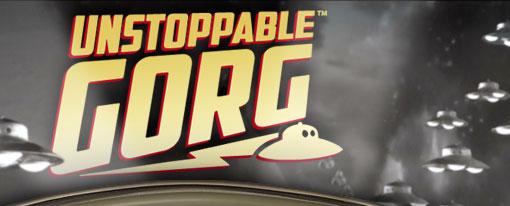 Futuremark anuncia su juego Unstoppable Gorg