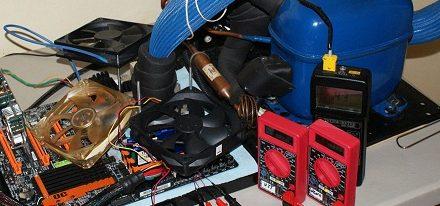 Nuevo récord de mayor BCLK con una placa X58A-OC de Gigabyte