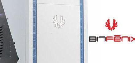 BitFenix anunció su case Shinobi de color blanco con ventana