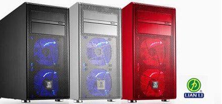 Lian Li anunció su case Mini Tower PC-V600F