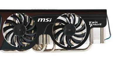 MSI vende su VGA Cooler Twin Frozr II por separado