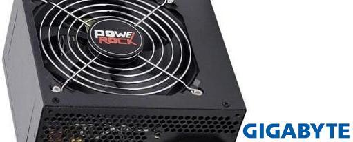 Fuente de poder PowerRock KX de 320W de Gigabyte
