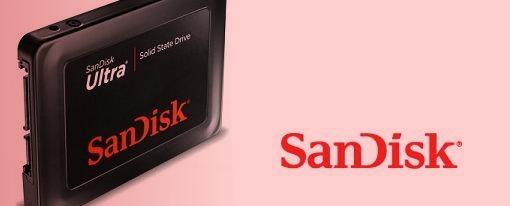 Nueva serie de SSD's Ultra de SanDisk