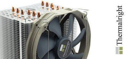 Nueva versión 'Macho' del CPU Cooler HR-02 de Thermalright