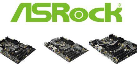 Ya disponibles las ASRock Z68 con soporte Ivy