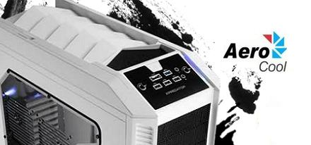 Aerocool presenta la versión 'White' de su case XPredator