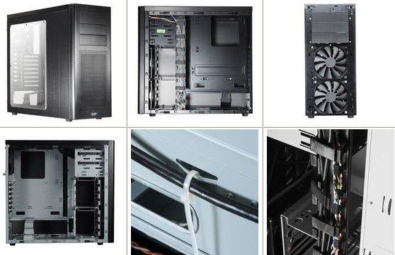 Case serie PC-K9 de Lancool