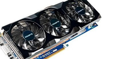 Nueva GeForce GTX 580 de 3GB de Gigabyte