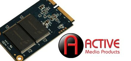 Active Media Products lanzó sus SSD's SaberTooth M1 con interfaz mSATA