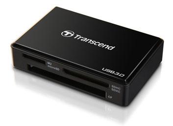 Flash Card Reader USB 3.0 RDF8 de Transcend