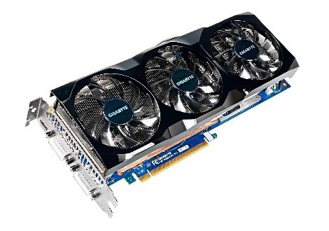 Gigabyte GeForce GTX 580 3GB - GV-N580UD-3GI