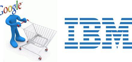 Google Adquiere 1.030 Patentes de IBM