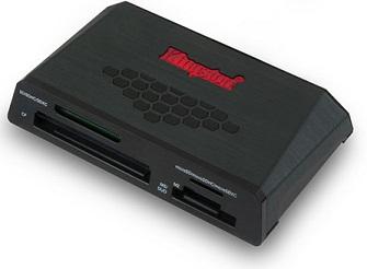 Media Reader USB 3.0 FCR-HS3 de Kingston