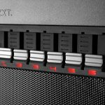Sentry Mix de NZXT - LED Red