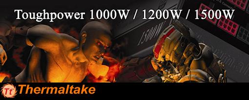 Thermaltake presenta tres nuevas fuentes de su serie Toughpower Silver