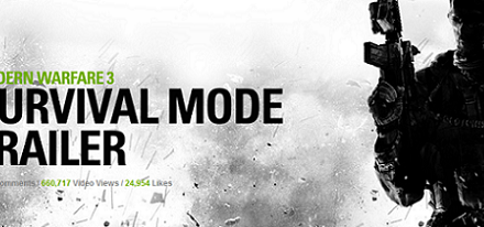 Tráiler Spec Ops Survival de Call of Duty: Modern Warfare 3
