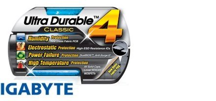 Gigabyte revela su tecnología Ultra Durable 4 Classic