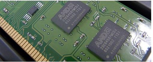 AMD incursiona en el mercado de las memorias RAM