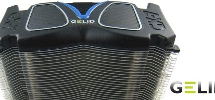 Gelid anunció su nuevo CPU Cooler GX-7 de su serie Gamer