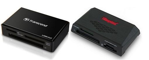 Kingston & Transcend anuncian sus lectores de memorias USB 3.0