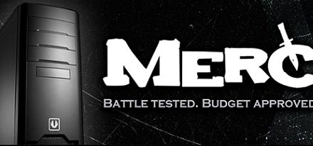 Nuevos case's Merc Alpha y Beta de BitFenix
