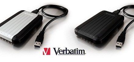 Verbatim lanzó su disco duro portátil Store 'n' Go Traveller