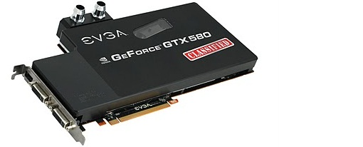 La EVGA GeForce GTX 580 Classified tendrá una versión Hydro Copper
