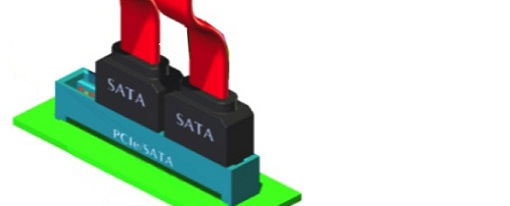SATA + PCI-Express = SATA Express