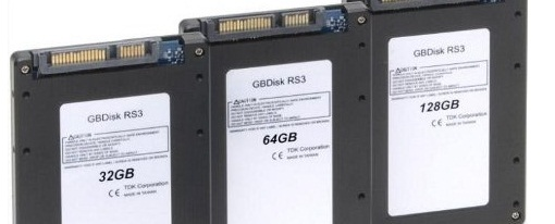 TDK presenta sus SSD's GBDriver RS3