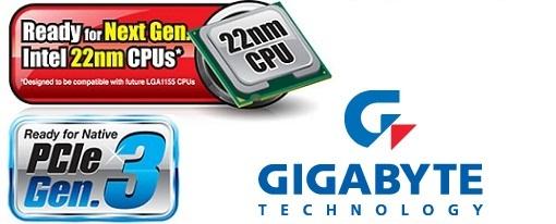 Gigabyte dara soporte a Ivy Bridge y PCIe 3.0 en sus placas serie 6 con actualización de BIOS