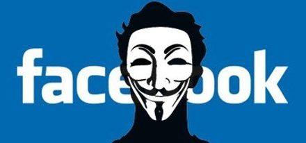 Anonymous se prepara para atacar Facebook