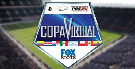 Copa Virtual PES 2012 FOX Sports (PS3)