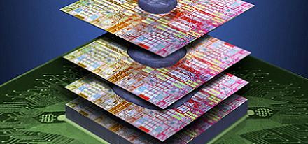 IBM y 3M desarrollarán un nuevo tipo de adhesivo para crear semiconductores 3D