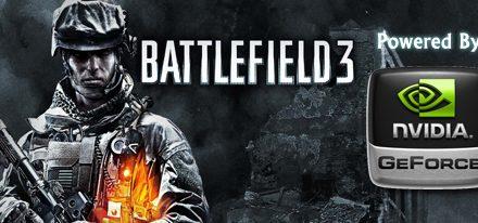 Nvidia lanza drivers beta para Battlefield 3