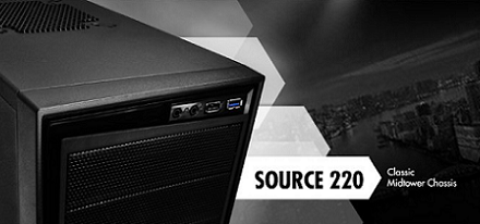 NZXT sigue ampliando su serie Source con un nuevo Mid-tower