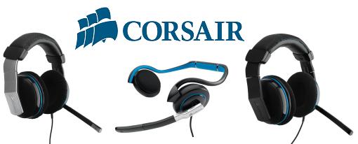 Corsair anuncia nuevos auriculares para juegos Vengeance