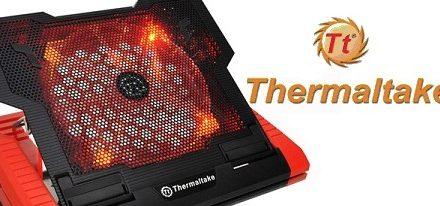 Nuevo notebook cooler Massive 23 GT de Thermaltake