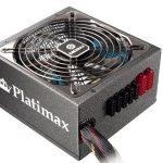 Fuente de poder Platimax 750W de Enermax