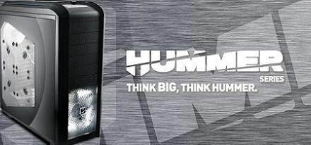 NOX Xtreme anuncia una nueva versión de su case Hummer