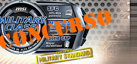 Concurso MSI Military Class II